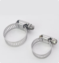 304 Stainless Steel Hose Clips